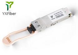 Китайский завод 100g Qsfp Sr4 10км оптический модуль приемопередатчика