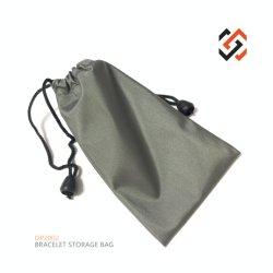 Custom Schmuck Armband Tasche Dp2002 staubdicht Kordelzug Tasche für Schmuck Aufbewahrung Von Armbändern