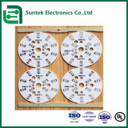 Módulo de alta potencia personalizada 94V0 SMD LED Luz crecer Circuito Impreso PCB