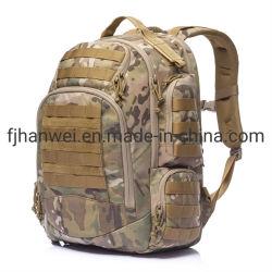 실외 가방 워터프루프 하이킹 1000d 나일론 다목적 군사 스타일의 군대 스타일 전술 몰레 백팩