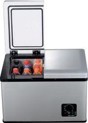 2 ドア DC 12V コンプレッサミニキャンピングポータブルカーフリーザー冷蔵庫
