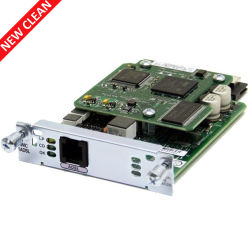 Hwic-1ADSL Cisco 1-Port Fräser-fahle Schnittstellen-Hochgeschwindigkeitskarte