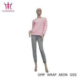 여자의 한 벌 Big&Tall 최고 스웨터 Hoody 150d 100%년 면