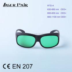 Высокое качество лучших Cool лазерный Goggle средства защиты глаз защитные очки