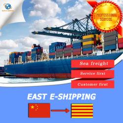 Сотрудников категории специалистов Службы материально-технического обеспечения от Китая до Испании морским или воздушным транспортом