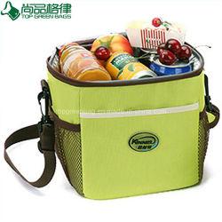Sacchetto isolato termico del pranzo del sacchetto su ordinazione popolare di picnic di modo