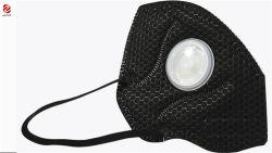 N95 haute qualité exempte de poussière d'impression non tissés jetables coloré Masque Respirateur avec valve