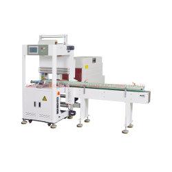 POF Belüftung-Film-Schrumpfverpackung-Maschine für Klebstreifen-Verpackung