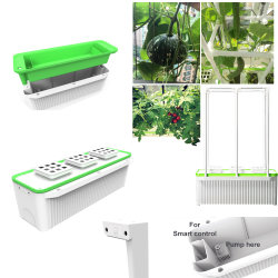 Intelligentes Big 7L Hydroponic Growing System mit Climbing Trellis