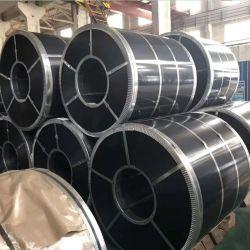El primer negro de las bobinas de acero laminado en frío templado
