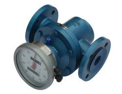 Engranaje Oval Diesel mecánica Caudalímetro, medidor de caudal de aceite hidráulico, aceite combustible pesado el caudalímetro