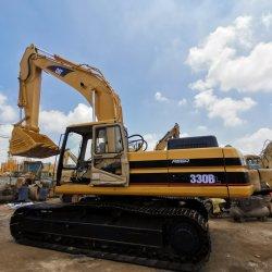 Excavatrice Caterpillar machinerie de construction utilisé utilisé cat excavatrice chenillée 330bl