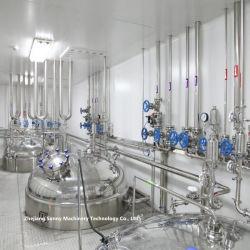 Huile Essentielle de Rose pour l'usine de distillateur Ingrédient efficace de l'extraction