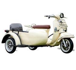 Het nieuwe Zijspan van de Motorfiets van de Motor van de Prijs van de Aankomst Beste Elektrische met 3 Wielen