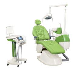 Зеленых стоматологическое кресло с пневматической тележки