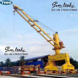 Recipiente de fabricante de equipamentos de movimentação de carga a granel de &Marine& Port Crane