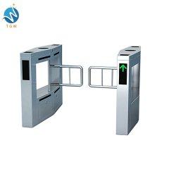 El control de acceso biométrico de huellas dactilares Automatizacion de puertas de la seguridad de la barrera de giro de la puerta de la pluma Design