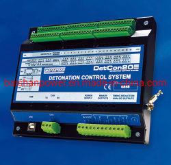 幼虫G3412の天燃ガスの解決の機関制御システムMotortechのDetcon2かDetcon20点火のコントローラMic850、Mic500、Mic3、Mic4