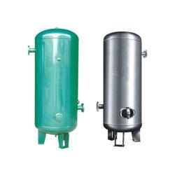 高圧縦の空気圧縮機の部品タンク空気は記憶のガスタンクを受け取る