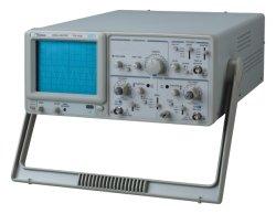 Tos CT-2020Twintex China 20MHz osciloscopio analógico Comprobador de componente con CRT