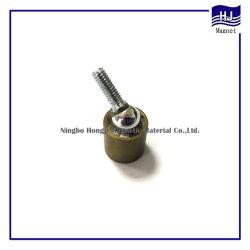 Постоянный Гибкий вращающийся кнопку неодимовые магнитные NdFeB магниты компонентов