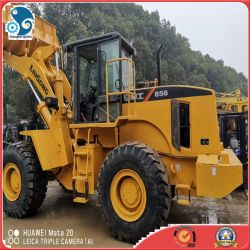 De Machines Liugong Clg856 van China Construciton van de tweede Hand rijden VoorLader