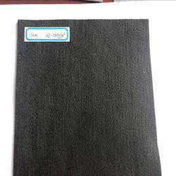 Plaine du carbone activé tissu pour doublure, Valise de masque
