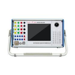 110kV/220kV Comprobador de relés de protección direccional multiaplicación universal y seis fases