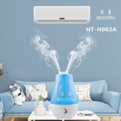Auto Escassez de Água Fria Proteção Mist humidificador ultrassónico para Home Office quarto do bebé