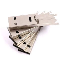 Azionamento rosso dell'istantaneo del USB del nero di cuoio di caratteristiche con il chip originale 4GB. 8GB 16GB 32 GB di azionamento del USB