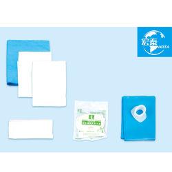 最もよい価格の使い捨て可能な殺菌SMS Nonwovenシートの外科手術用の器具のパッキング