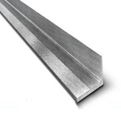 Galvanizado en caliente de la barra de ángulo de acero suave para la construcción de hierro