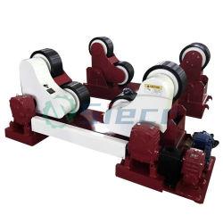 3years Selbst der Garantie-40ton richten automatisches Schweißens-Rotator aus