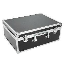 [مولتي-فونكأيشنل] سفر وشم عدّة بنية يحمل حقيبة صندوق تخزين حالة منام حامل وعاء صندوق مع مشبك إسفنجة لأنّ وشم تجهيز