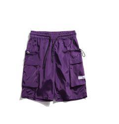 2019 Emparejador de Mens de alta calidad de los hombres pantalones cortos de algodón personalizadas mayorista emparejador de Street Style cortos