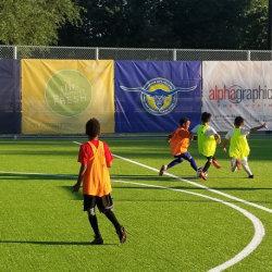 Aprovação da FIFA Soccer relva artificial mini-campo de futebol