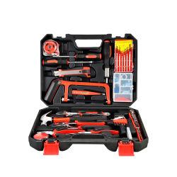 Professional 108PC Tool Kit de herramientas de mano de la reparación del hogar