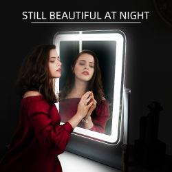 Trucco cosmetico dello specchio LED delle unità dello specchio della Tabella di preparazione del fornitore della Cina