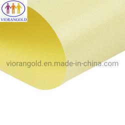 Version papier kraft de la grille de couleur jaune, le total de grammage 120 g, 11# rhombiques Grille, Double côté PE Revêtement, revêtement latéral unique Huile de silicone
