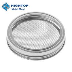 2.75 coperchio del setaccio dell'acciaio inossidabile dei vasi 304 di germogliatura di pollice