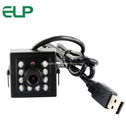 ELP Install Store 0.3MP VGA webcam 640X480 Serial Raspberry Pi USB-camera met IR-LED's