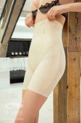 Ladies' Senselast Shapewear jambe élevée bref transparente