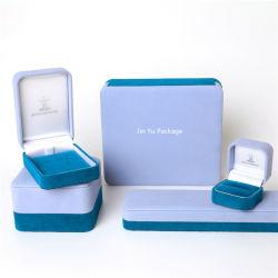 High End Personalizado jóias de veludo Embalagem Factory