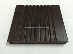 녹색 대나무 바닥 야외 복합 대나무 나무 어두운 색상 데킹 18/20mm