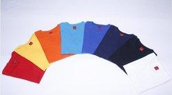 Commerce de gros hommes Custom Design Logo unisexe plaine de vêtements de balle surdimensionnée broder vide le raccord en T OEM ODM fashion T-shirt en coton de l'impression