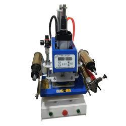 الذهب بيع ساخنة ورق الذهب رقائق الذهب Stamping and Embosing آلة نقل الحرارة آلة طباعة للشعار