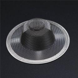 Les fabricants d'alimentation du bouchon du filtre en acier inoxydable avec Edge