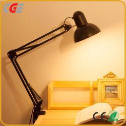 Muito flexível de metal dobra do braço oscilante Estudo Leitura moderna sala de mesa mesas de luz da lâmpada
