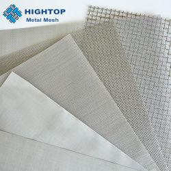 Malha fina Ss 316L 200 300 400 500 600 mesh da Tela do Filtro de Aço Inoxidável pano de malha de arame