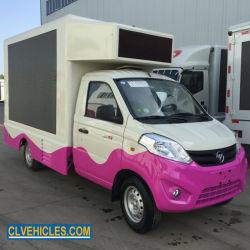 Chengli P5 P6 Monitor LED Smalle Caminhão de publicidade para exportação